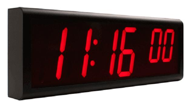 Ethernet-NTP-Uhr